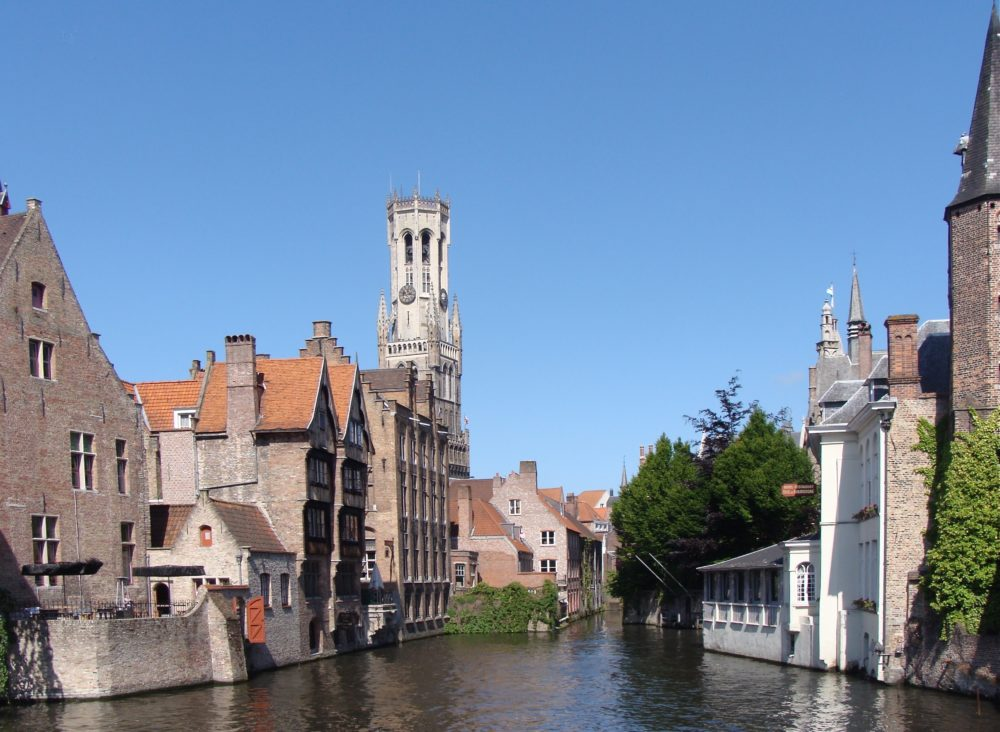 Bruges Brugge Rozenhoedkaai GO experience Belgica