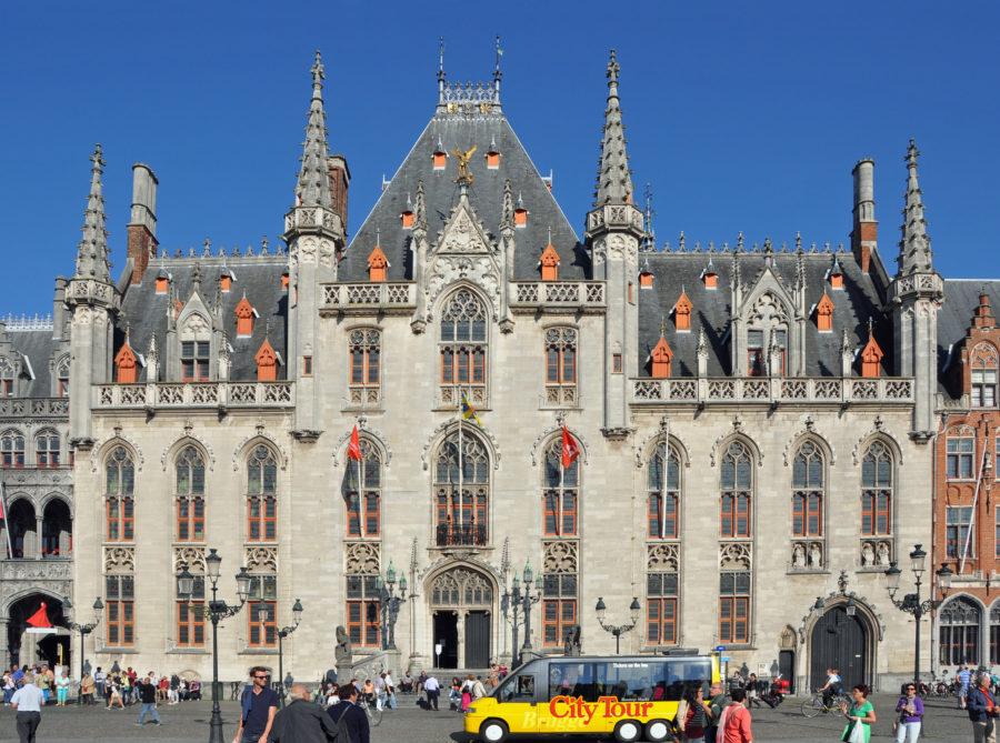 Bruges Brugge Provincial Court GO experience Belgica