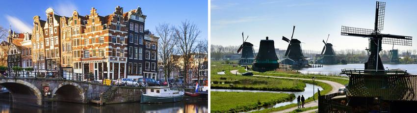 Amsterdam Zaanse Schans GO experience