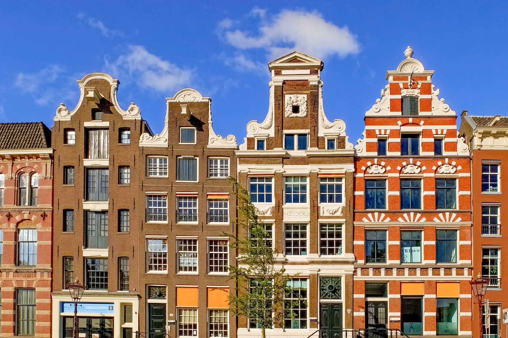 Amsterdam GO experience touroperator Holland Belgium houses