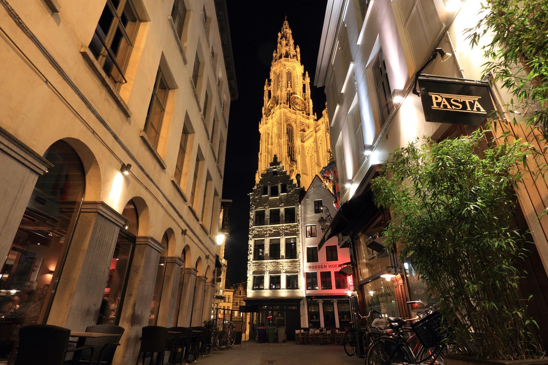 Antwerp Antwerpen Antuérpia GO experience