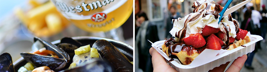 Belgium beer and chocolate tour Go Experience