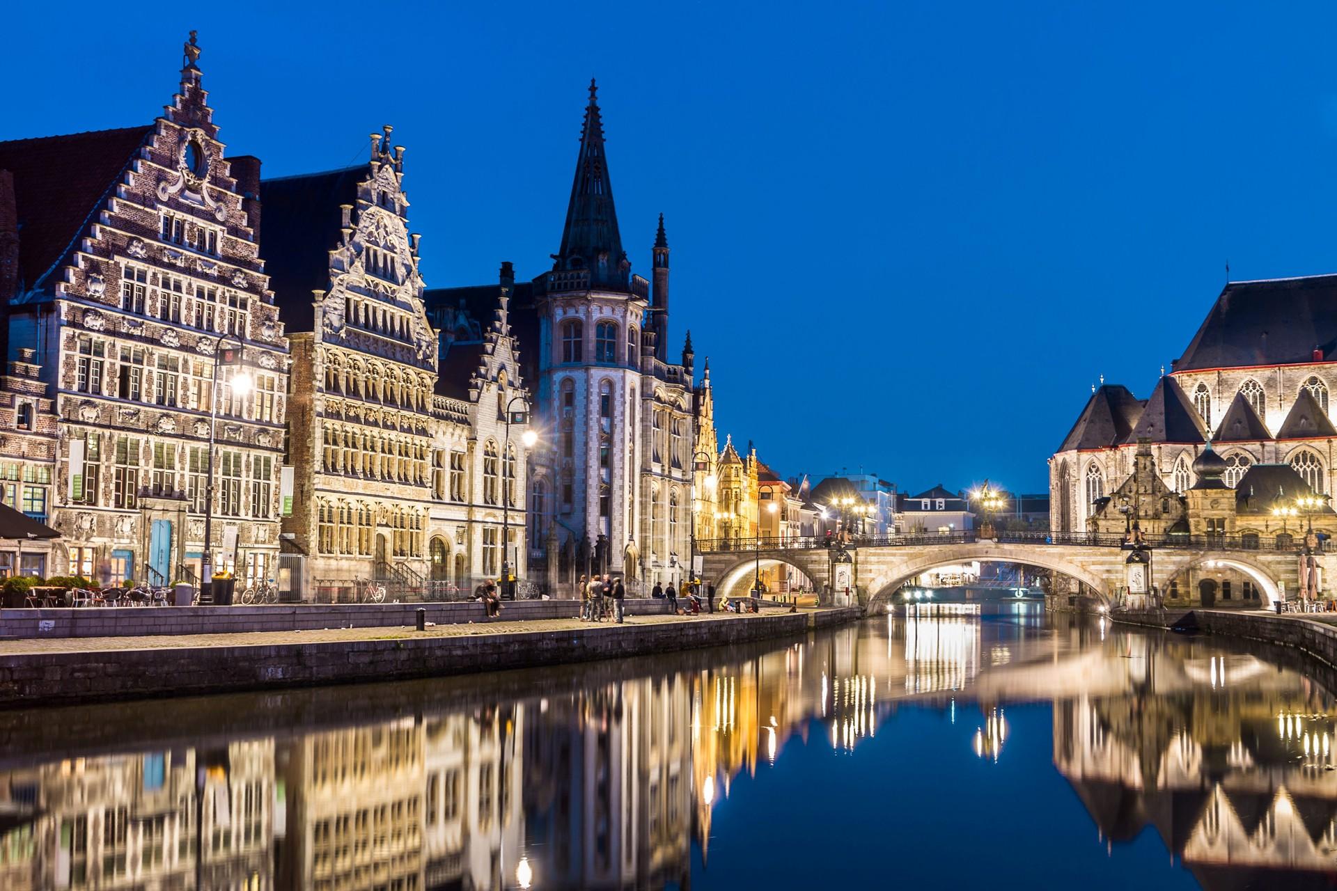 Gent Ghent Belgium GO Experience touroperator