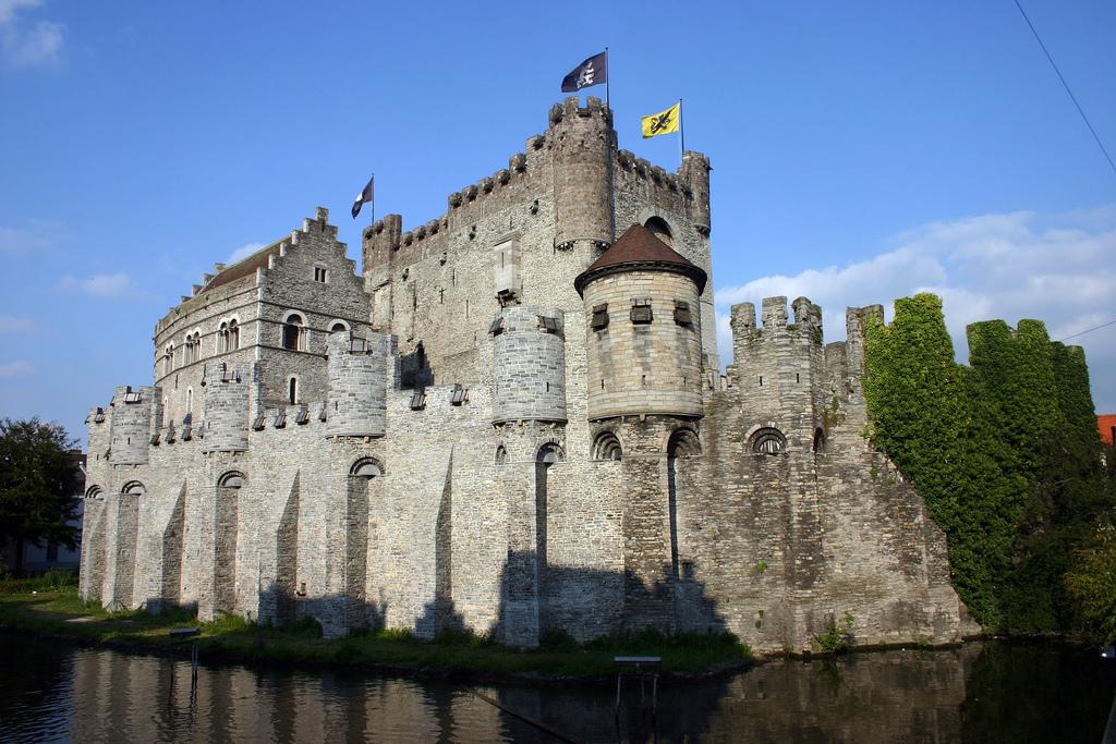 Gent Ghent Belgium GO Experience touroperator Gravensteen Kasteel Castle