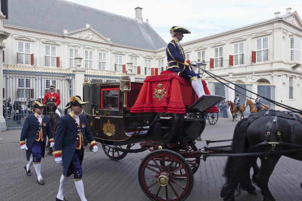 The Hague Den Haag GO experience Scheveningen Noordeinde Palace King Willem-Alexander