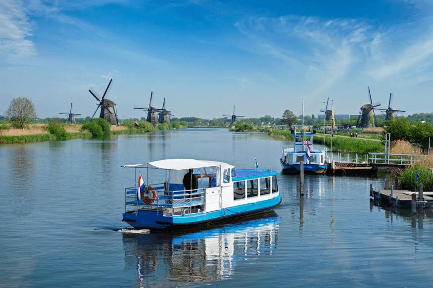 Unesco Kinderdijk