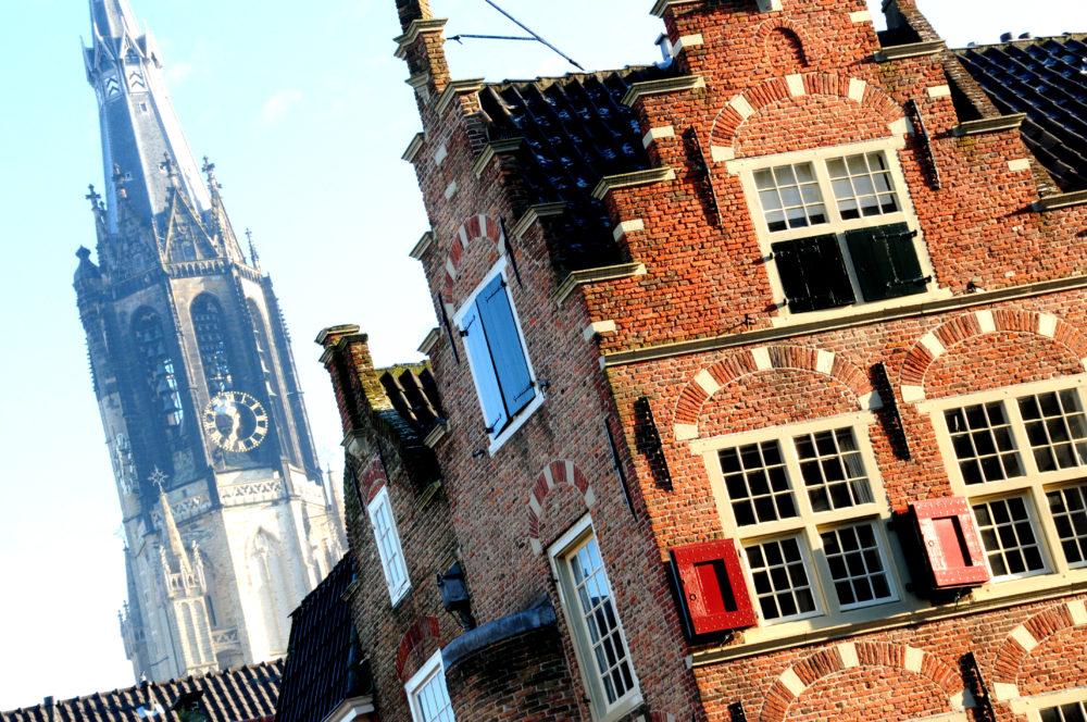Delft Markt GO experience