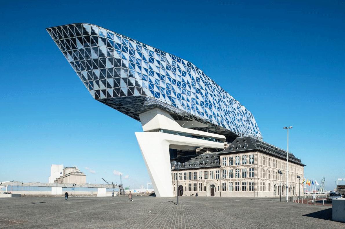 Port House Antwerp Guided tours GO Experience touroperator DMC Holland Belgium