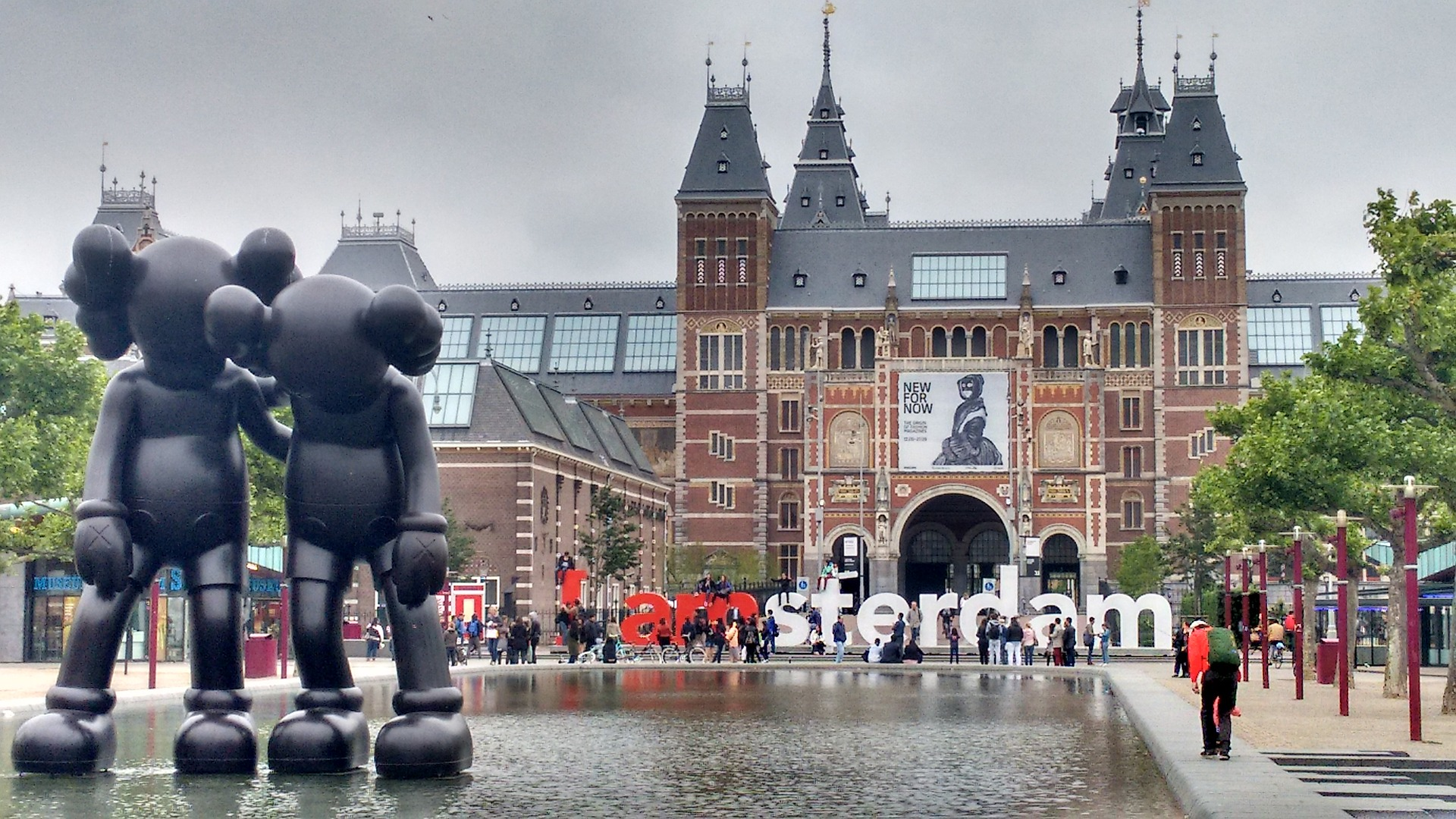 Amsterdam GO experience touroperator Holland Belgium houses Rijksmuseum