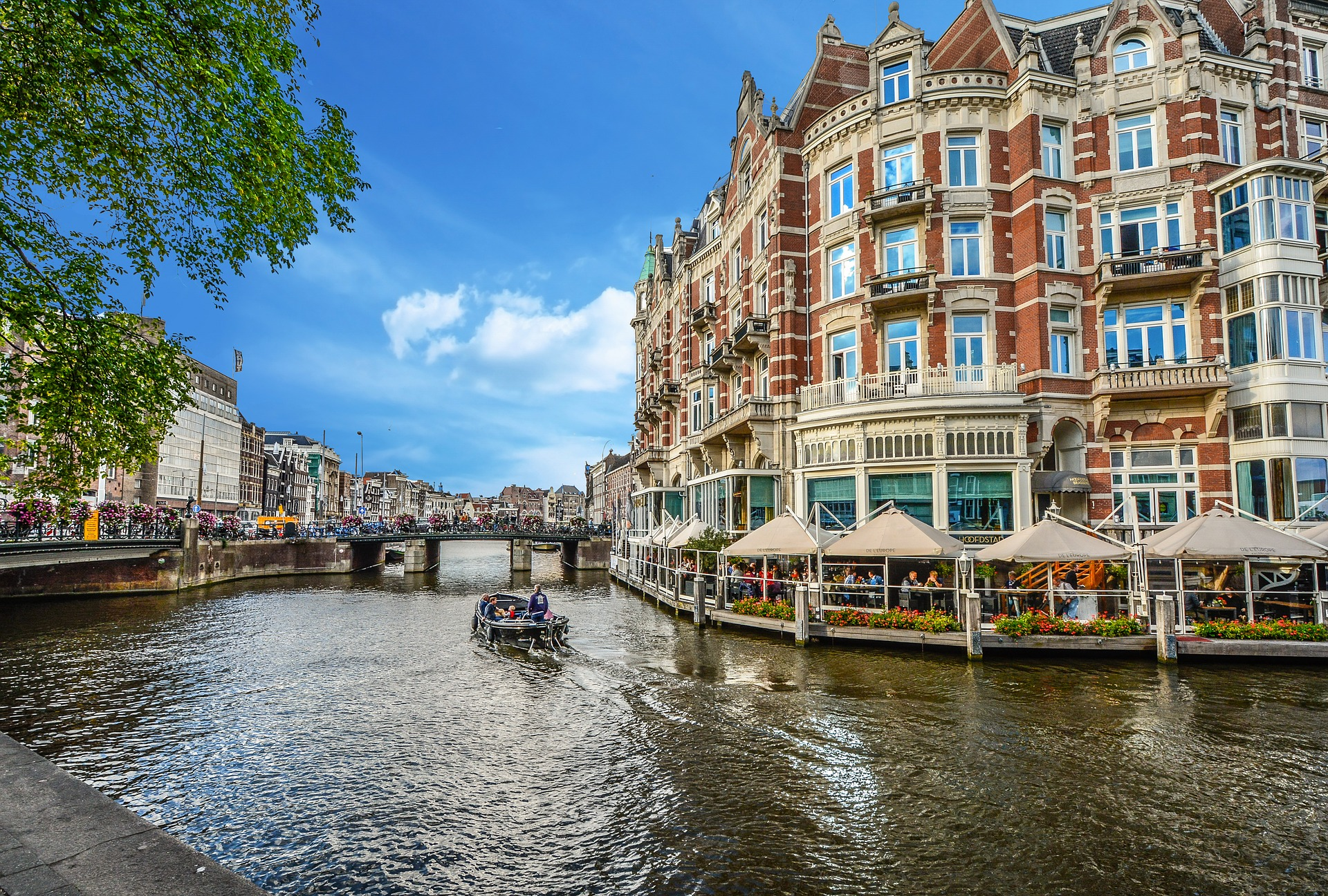 Amsterdam GO experience touroperator Holland Belgium houses Rijksmuseum canals