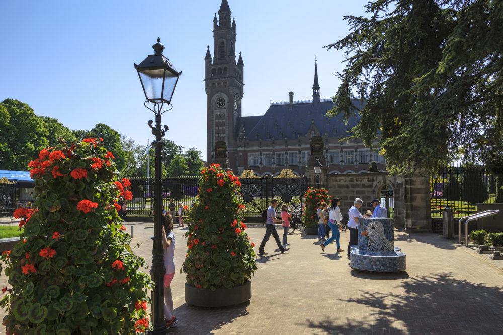 The Hague Den Haag GO experience Scheveningen Peace Palace Vredespaleis