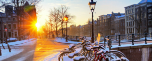 Winter in Holland the Netherlands touroperator winter tours GO Experience