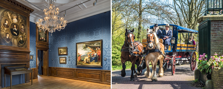 Dutch Golden Age Gouden Eeuw GO Experience Lakenhal Leiden Mauritshuis The Hague Paardentram Guided Tours touroperator