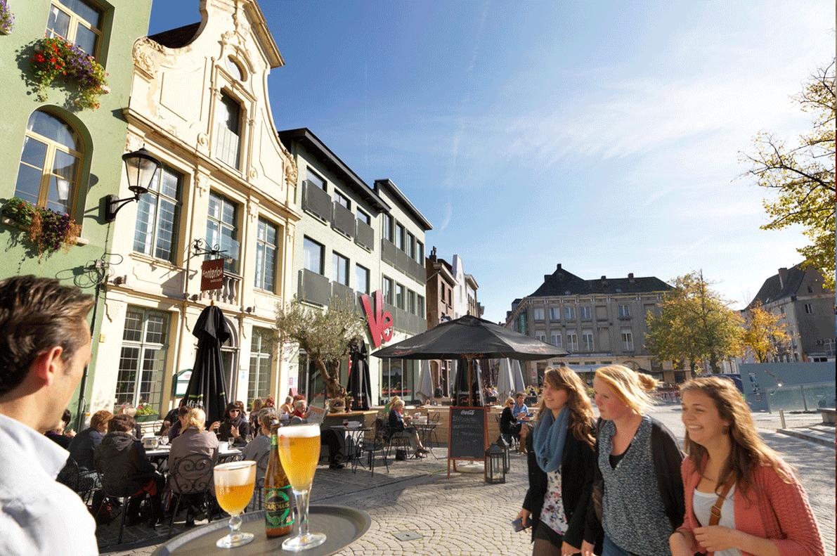Fish Market Mechelen Visit Flanders Vismarkt GO Experience touroperator DMC Belgium Holland