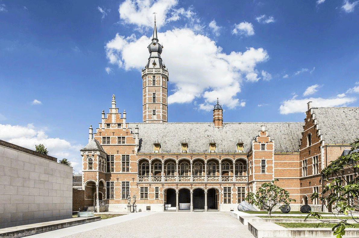 Museum Hof van Busleyden Mechelen Castle GO Experience touroperator DMC Belgium Holland Visit Flanders