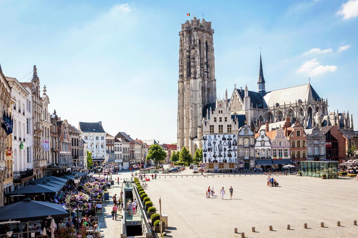 Mechelen Guided Tours GO Experience touroperator DMC Belgium Holland