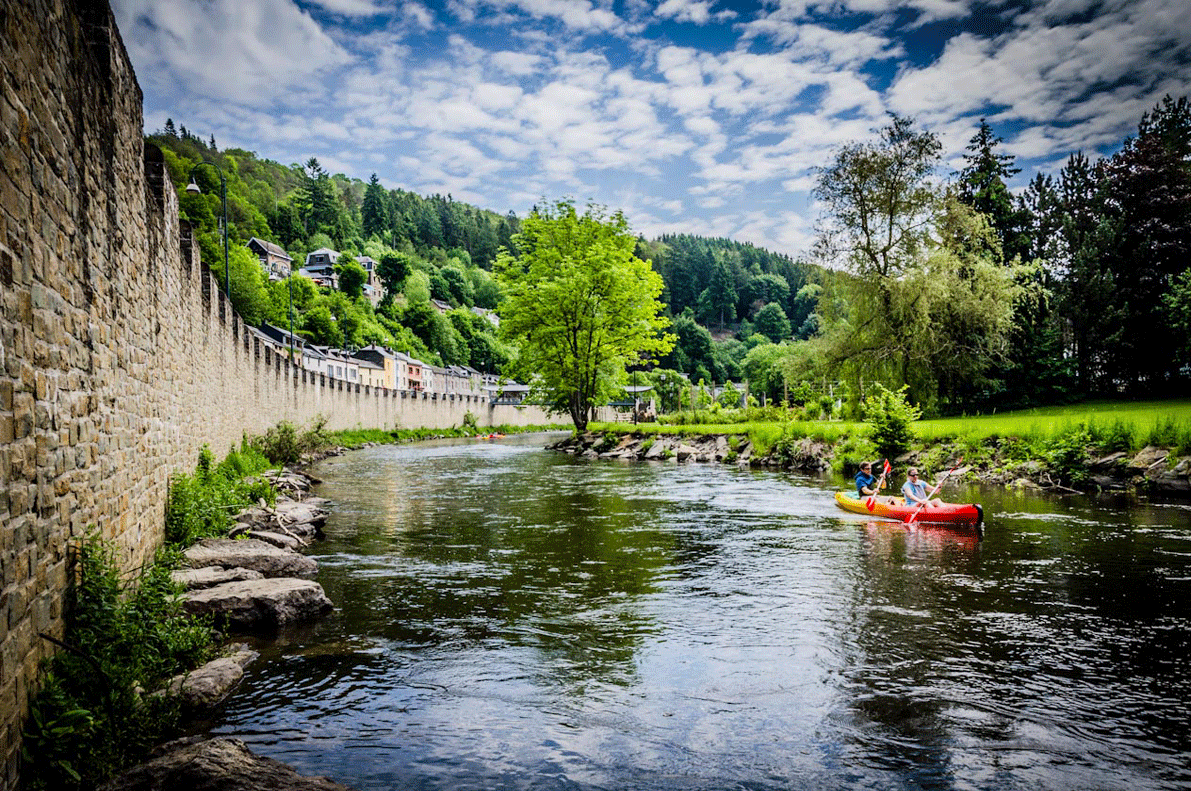 Ardennen guided tours itineraries La Roche GO Experience touroperator DMC Belgium Holland