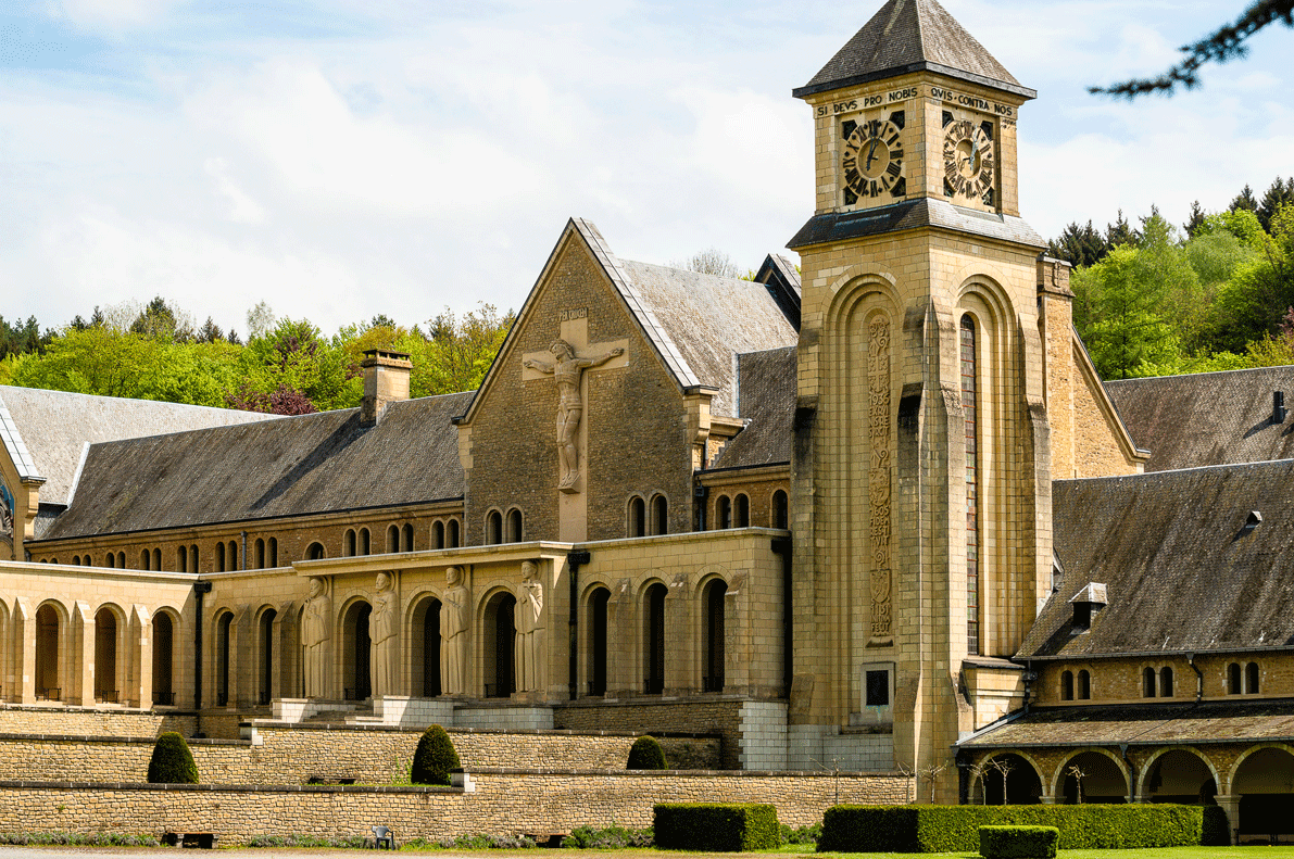 Ardennen guided tours itineraries Orval GO Experience touroperator DMC Belgium Holland