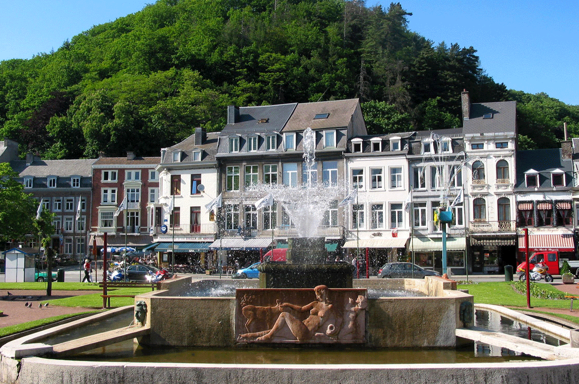 Ardennen guided tours itineraries Spa GO Experience touroperator DMC Belgium Holland