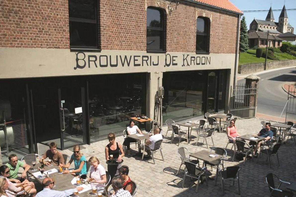De Kroon Brouwerij Neerijse Visit Flanders GO Experience