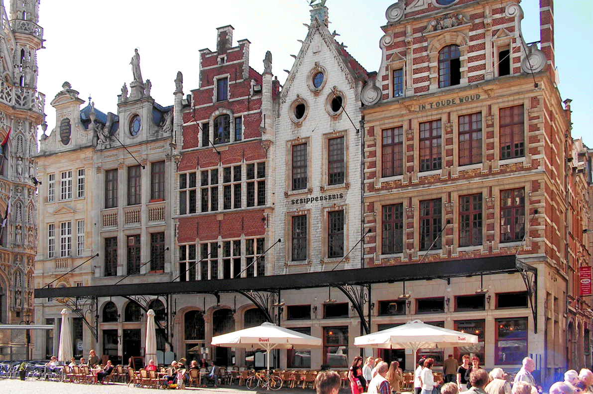 Leuven Visit Flanders GO Experience touroperator DMC Belgium Holland