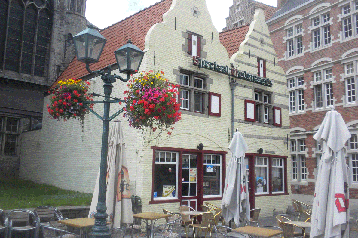 Oudenaarde Cafe Belgium GO Experience beer tour touroperator DMC Belgium Holland