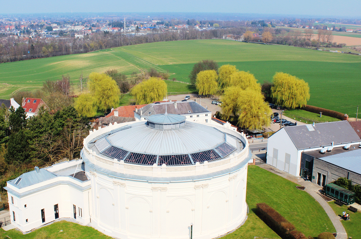 Waterloo Napoleon Bonaparte Wallonia Belgium guided tours GO Experience touroperator DMC Belgium Holland