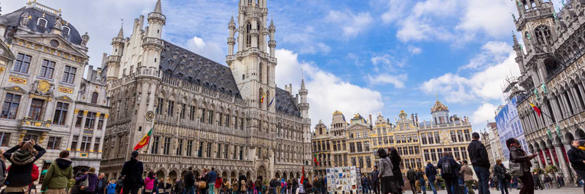 Brussels GO Experience touroperator guided tours Belgium visit travel