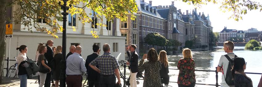 The Hague Haia Den Haag Binnenhof Inner Court GO Experience touroperator Holland